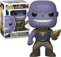 Avengers 3: Infinity War - Thanos Pop! Vinyl Figure
