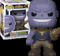 Avengers 3: Infinity War - Thanos Pop! Vinyl Figure