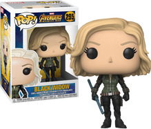 Avengers 3: Infinity War - Black Widow Pop! Vinyl Figure