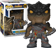 Avengers 3: Infinity War - Cull Obsidian US Exclusive Pop! Vinyl Figure