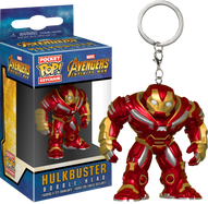 Avengers 3: Infinity War - Hulkbuster Pop! Vinyl Keychain