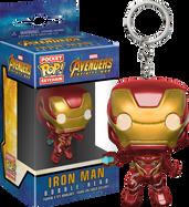 Avengers 3: Infinity War - Iron Man Pop! Vinyl Keychain