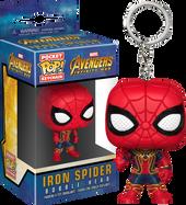 Avengers 3: Infinity War - Iron Spider Pop! Vinyl Keychain