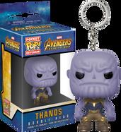Avengers 3: Infinity War - Thanos Pop! Vinyl Keychain