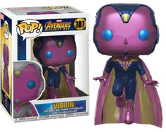 Avengers 3: Infinity War - Vision US Exclusive Pop! Vinyl Figure
