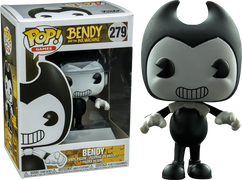 Bendy and the Ink Machine - Bendy US Exclusive Pop! Vinyl Figure