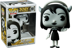 Bendy and the Ink Machine - Alice Angel US Exclusive Pop! Vinyl Figure