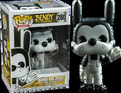 Bendy and the Ink Machine - Boris the Wolf US Exclusive Pop! Vinyl Figure