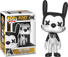 Bendy and the Ink Machine - Dead Boris Pop! Vinyl Figure