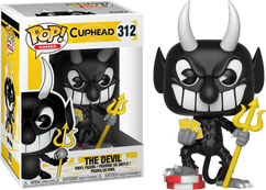 Cuphead - The Devil Pop! Vinyl Figure