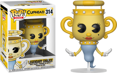 Cuphead - Legendary Chalice Pop! Vinyl Figure