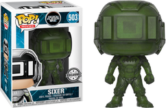 Ready Player One - Jade Sixer US Exclusive Pop! Vinyl Figure