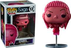 Saga - Izabel US Exclusive Pop! Vinyl Figure