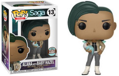 Saga - Alana with Hazel US Exclusive Pop! Vinyl Figure
