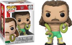 "WWE - Jake ""The Snake"" Roberts Pop! Vinyl Figure"