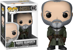 Game of Thrones - Davos Seaworth Pop! Vinyl Figure