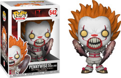 It (2017) - Pennywise with Spider Legs US Exclusive Pop! Vinyl Figure