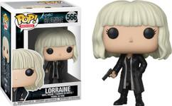 Atomic Blonde - Lorraine with Gun Pop! Vinyl Figure