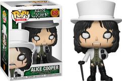 Alice Cooper - Alice Cooper Pop! Vinyl Figure