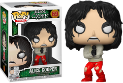 Alice Cooper - Alice Cooper in Straitjacket US Exclusive Pop! Vinyl Figure