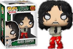 Alice Cooper - Alice Cooper in Straitjacket US Exclusive Pop! Vinyl Figure