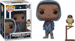Destiny - Hawthorne with Hawk Pop! Vinyl Figure