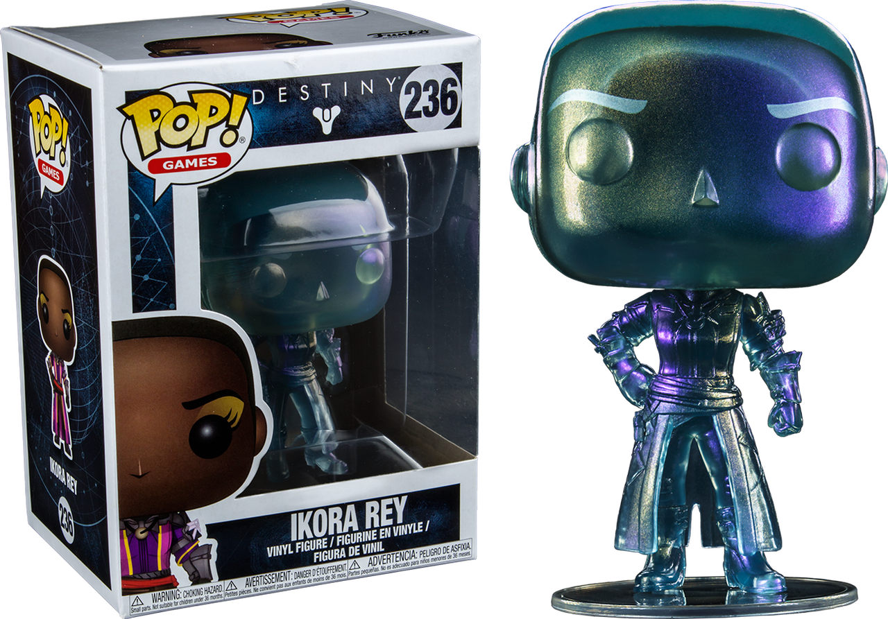 f1adfa3e3a8 Destiny - Ikora Rey Repaint US Exclusive Pop! Vinyl Figure