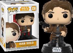 Star Wars: Solo - Han Solo Pop! Vinyl Figure
