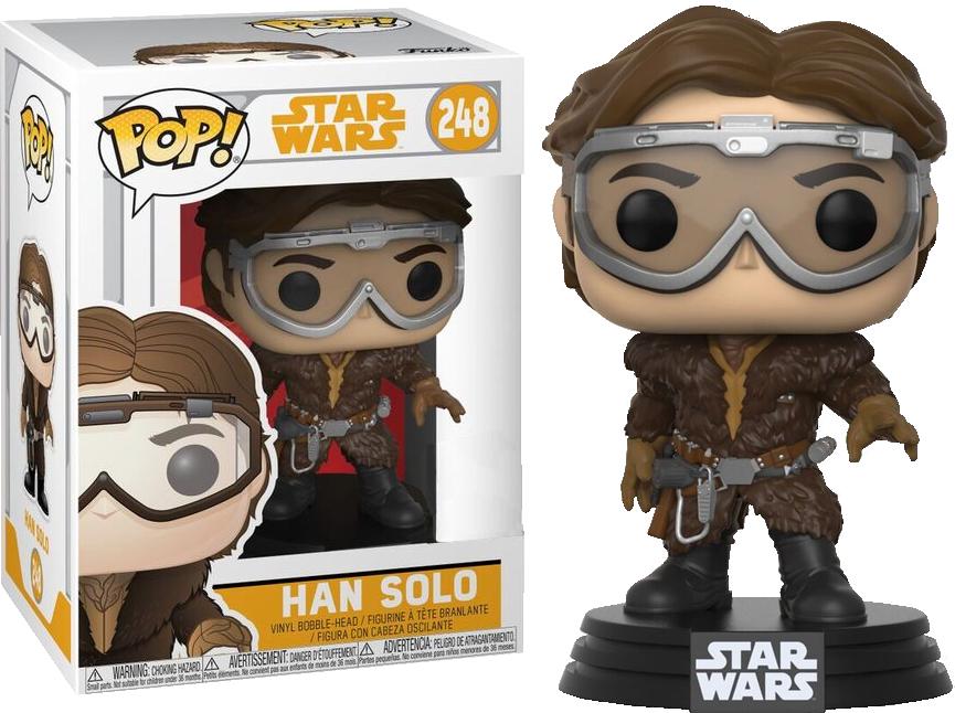 Solo Han Solo Pop Star Wars Vinyl-FUN26974