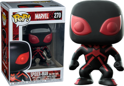 Spider-Man - Spiderman (Big Time Suit) US Exclusive Pop! Vinyl Figure