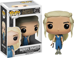 Game of Thrones - Daenerys Targaryen in Blue Dress Pop! Vinyl Figure