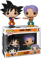 Dragon Ball Z - Goten and Trunks Fusion US Exclusive Pop! Vinyl Figure 2-Pack