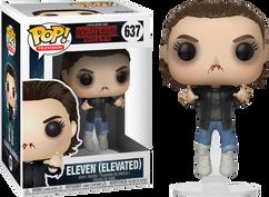 Stranger Things - Eleven Elevated Pop! Vinyl Figure