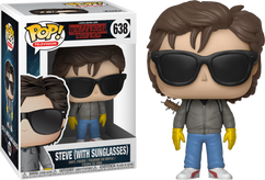 Stranger Things - Steve with Sunglasses Pop! Vinyl Figure