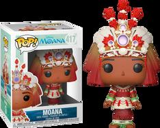 Moana - Moana in Ceremony Outfit Pop! Vinyl Figure