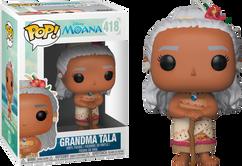 Moana - Gramma Tala Pop! Vinyl Figure