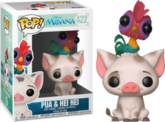 Moana - Pua with Hei Hei US Exclusive Pop! Vinyl Figure