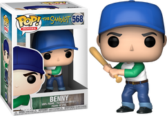 The Sandlot - Benny Pop! Vinyl Figure