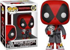 Deadpool - Playtime Bathrobe Deadpool Pop! Vinyl Figure