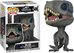 Jurassic World: Fallen Kingdom - Blue Pop! Vinyl Figure