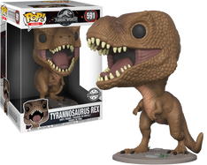 "Jurassic World: Fallen Kingdom - Tyrannosaurus Rex 10"" US Exclusive Pop! Vinyl Figure"