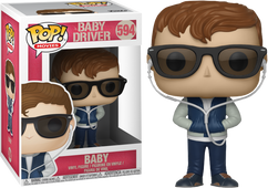Baby Driver - Baby Pop! Vinyl Figure