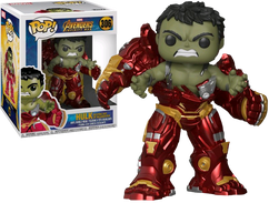 "Avengers 3: Infinity War - Hulk Busting Out Of Hulkbuster 6"" US Exclusive Pop! Vinyl Figure"