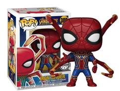 Avengers 3: Infinity War - Iron Spider with Legs US Exclusive Pop! Vinyl Figure