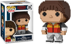 Stranger Things - Will 8-Bit US Exclusive Pop! Vinyl Figure