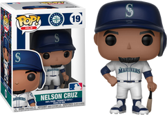 MLB Baseball - Nelson Cruz Pop! Vinyl Figure