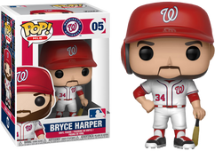 MLB Baseball - Bryce Harper Pop! Vinyl Figure