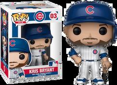 MLB Baseball - Kris Bryant Pop! Vinyl Figure