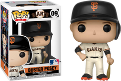 MLB Baseball - Buster Posey Pop! Vinyl Figure