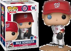 MLB Baseball - Max Scherzer Pop! Vinyl Figure